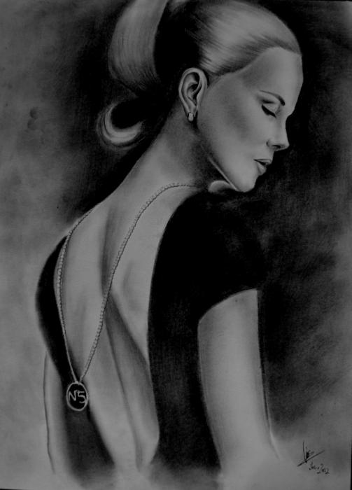Nicole Kidman par LuisBittini